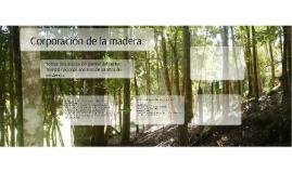 """Copy of """"Corporación De La Madera."""""""