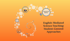 English-Mediated Science Teaching and Learning