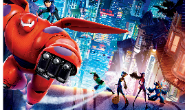 Big Hero 6 Hero's Journey