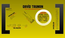 "David Truman ""The Governmental Process"""