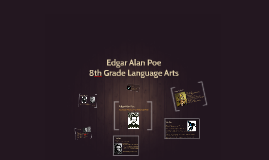 Authors and Artists - Poe