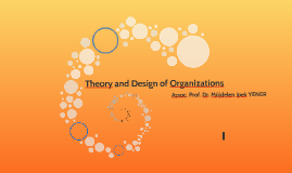 Theory and Design of Organizations