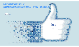Informe NexoRSU Noviembre 2013