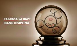 Copy of Pagbasa sa Iba't Ibang Disiplina: Likas na Agham, Teknolohiy