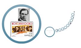Copy of Modernismo y Generación del 98