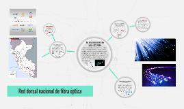 Copy of Red dorsal nacional de fibra óptica