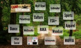 UFFSA Presents: 2nd Spring Show - Camp Bayanihan