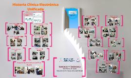 Camino Hacia La Consecución de La Historia Clínica Electroni