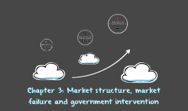 Copy of Chapter 3: Market structure, market failure and government i