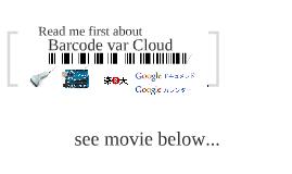 Barcode var Cloud