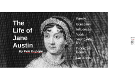 The Life of Jane Austin