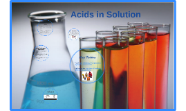 Acids in Solution