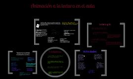 Copy of Animación a la lectura en el aula