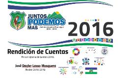 Copy of Copy of Rendición de Cuentas 2014