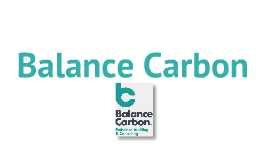 Balance Carbon Presentation
