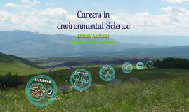 REV Careers in Environmental Science 2016