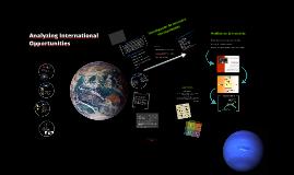 4. Analyzing International Opportunities