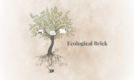 Ecological Brick