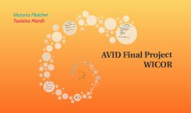 AVID Final Project