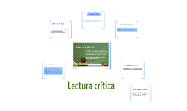 Copy of Lectura crítica