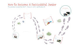 How To Become A Successful Junior
