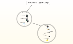 Welcome to English Camp!