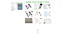 Mobile Phone Design Project Y8