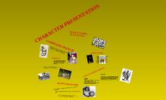 PAP FINN CHARACTER PRESENTATION