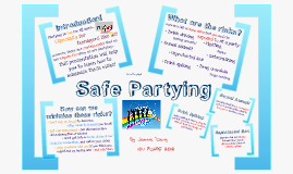 Copy of 10.1 PDHPE - Safe Partying