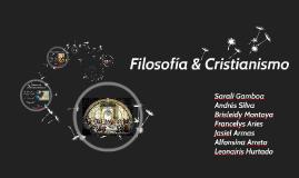 Filosofía & Cristianismo