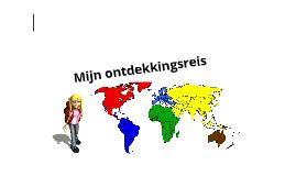 Mijn wereldreis