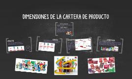 Copy of DIMENSIONES DE LA CARTERA DE PRODUCTO