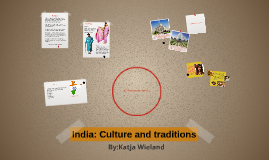India: Culture and traditions