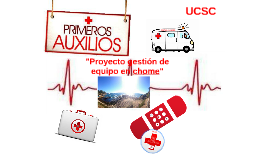Proyecto CHOME