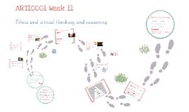 ART10001 week 11