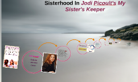Copy of Sisterhood in Jodi Picoult's My Sister's Keeper