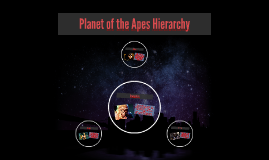 Copy of Planet of the Apes Hierarchy