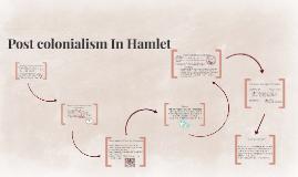 Post colonialism In Hamlet