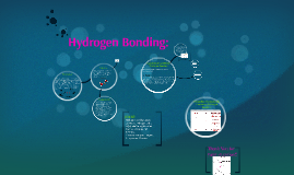 Hydrogen Bonding: