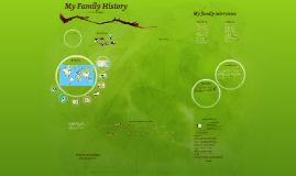 Copy of My Family History