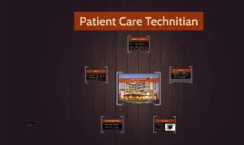 Patient Care Technitian