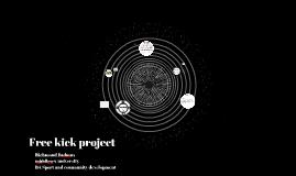 free kick project