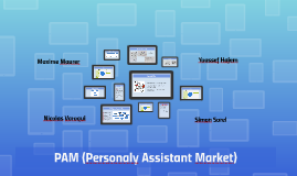 Copy of PAM (Personnaly Assistant Market)