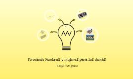 Copy of El perfil del alumno Ignaciano
