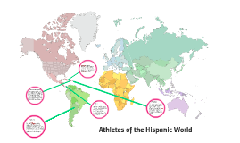 Athletes of the Hispanic World