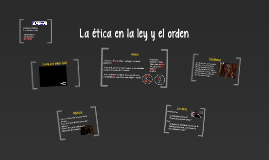 La ley y el orden: 5x03