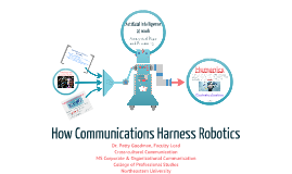 How Communications Harness Robotics
