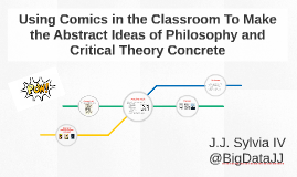 Using Comics in the Classroom To Make the Abstract Ideas of