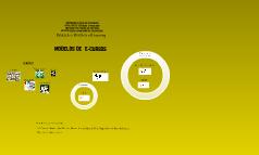 Copy of Modelos de e-cursos