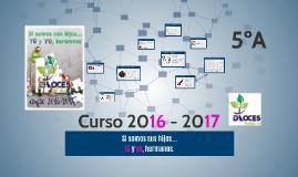 Curso 2016 - 2017